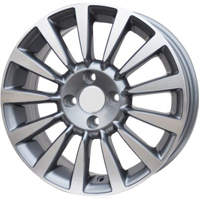 743 MG ALUFELNI 15 4x98 FIAT PANDA PUNTO DOBLO 500