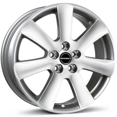 Borbet CA 15 4x108 CS - Crystal silver
