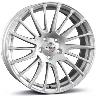 Borbet LS2 18 5x110 BS - brilliant silver