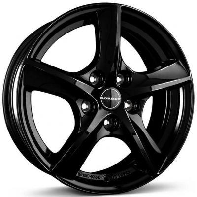 Borbet TL 17 5x105 BG - Black Glossy