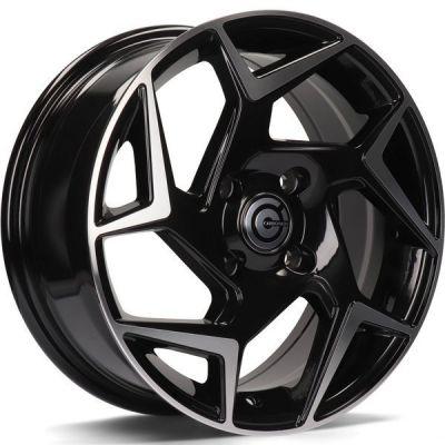 Carbonado Clipper 15 4x108 BFP - Black Front Polished