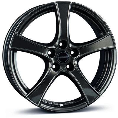 Borbet F2 14 4x100 MAG - mistral anthracite glossy