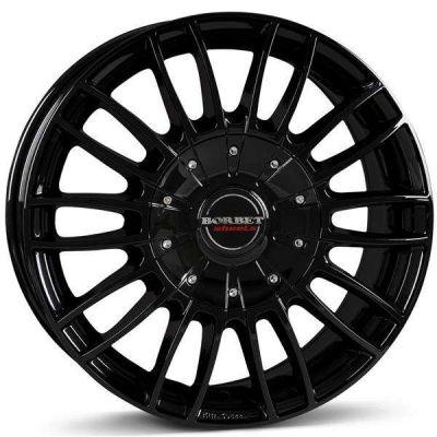 Borbet CW3 18 6x139,7 BG - Black Glossy