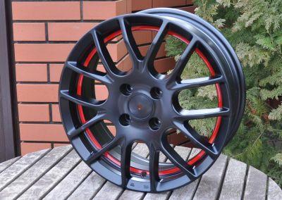 057 ALUFELNI 15 4x100 PIROS PEREMMEL OPEL RENAULT VW
