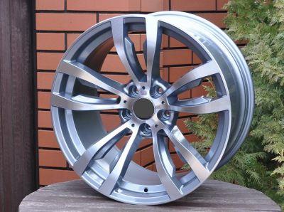 1057 MG ALUFELNI 20 5x120 megfelelő BMW X5 X6 E70 E71 Megerősített