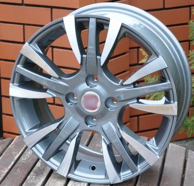 5013 MG ALUFELNI 15 4x98 megfelelő FIAT 500 PANDA PUNTO DOBLO