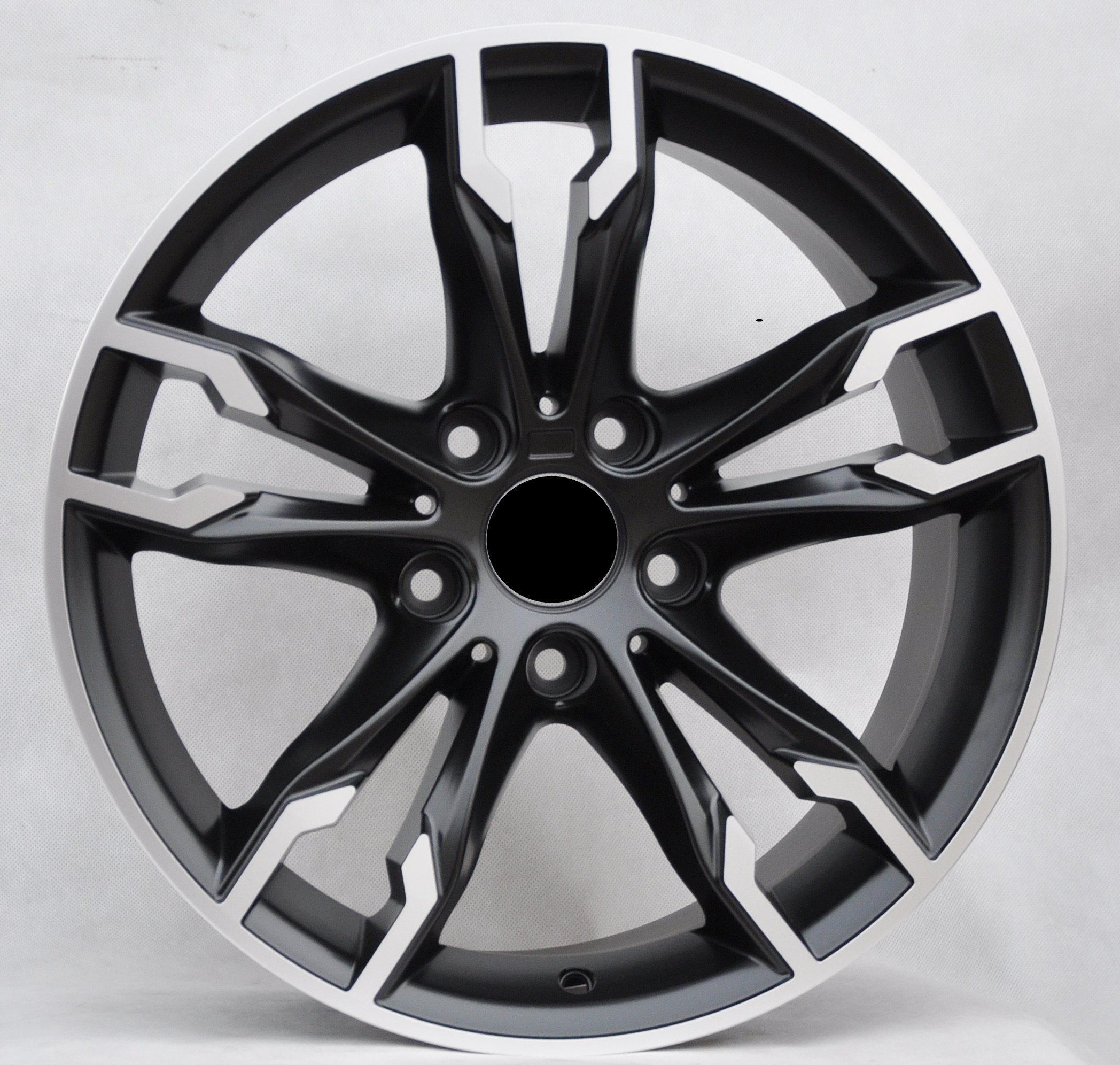 1257 MBM ALUFELNI 18 5x120 MEGFELELO BMW 5 7 F10 F11 F01 F30-2