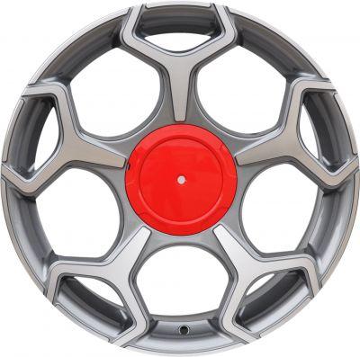 5366 MG ALUFELNI 17 5x98  MEGFELELO FIAT 500L