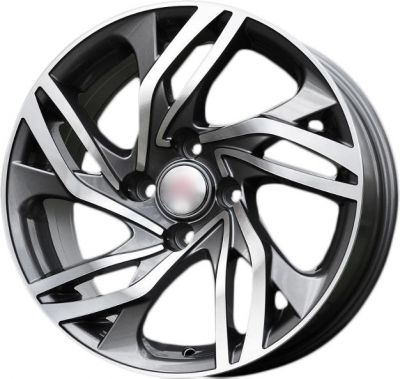 607 MG FELNI 16 4x108 CITROEN C3 C4 C5 DS3 DS4