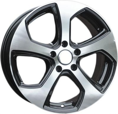 1097 MB ALUFELNI 15 5x100 VW BORA GOLF IV POLO