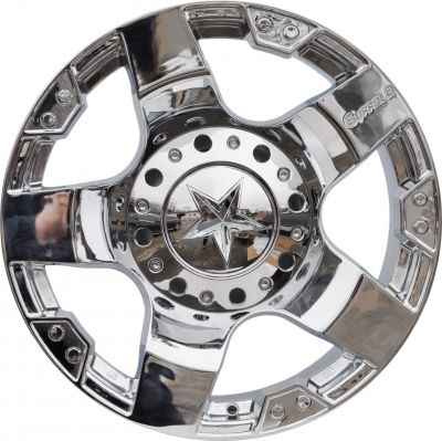 775 BUFFALO FELNI 18 5x139,7 CHROM DODGE RAM