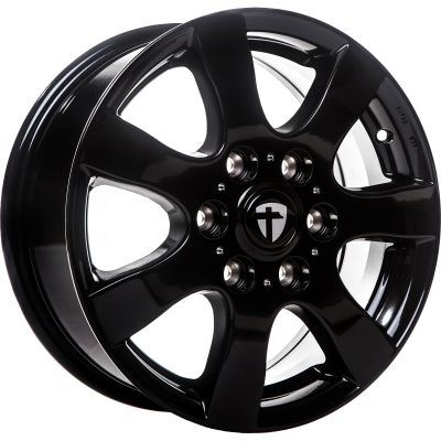 TOMASON  TN3F 16 5x118 blackpainted