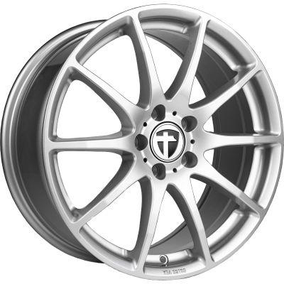 TOMASON  TN1 16 4x108 Silver