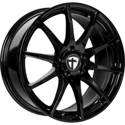 TOMASON  TN1 16 4x108 Blackpainted