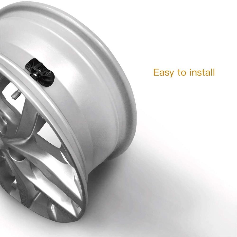 TPMS guminyomás - érzékelő szenzor - 1 szett (4 darab)-0