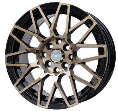 1168 FELNI 16 5x112 JAPAN DESIGN AUDI A4 VW